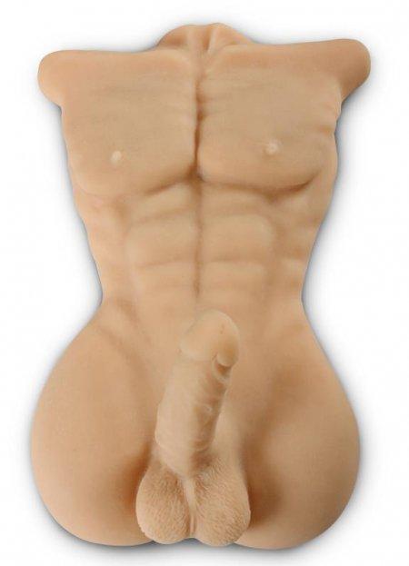 Yarım Vücut Erkek Realistik Manken   0545 356 96 07