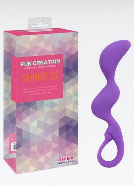 Fun Creation Share XS Silikon Anal Tıkaç | 0545 356 96 07