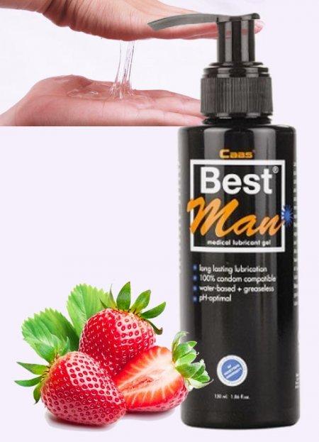 Bestman Strawberry Kayganlaştırıcı Jel 150 Ml | 0545 356 96 07