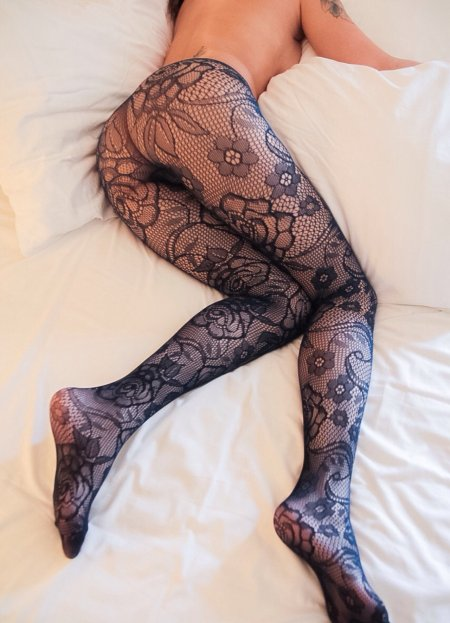 Sexy Şık Külotlu Çorap | 0545 356 96 07