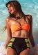 Yüksek Bel Renkli Özel 2016 Tasarım Bikini