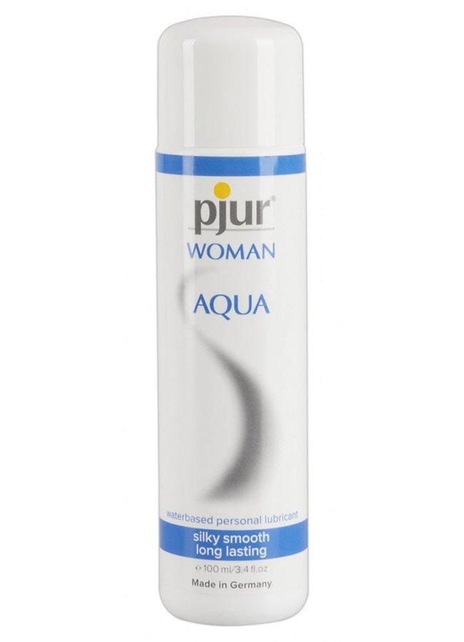Pjur Woman Aqua Su Bazlı Kayganlaştırıcı 100ml   0545 356 96 07