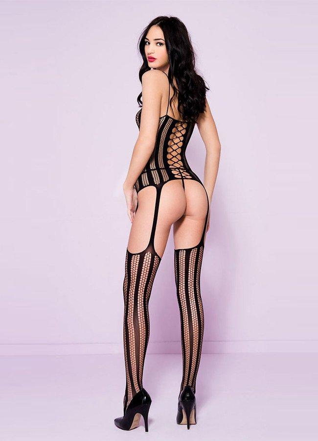 Nokta Sex Shop Seksi Vücut Çorabı   0545 356 96 07