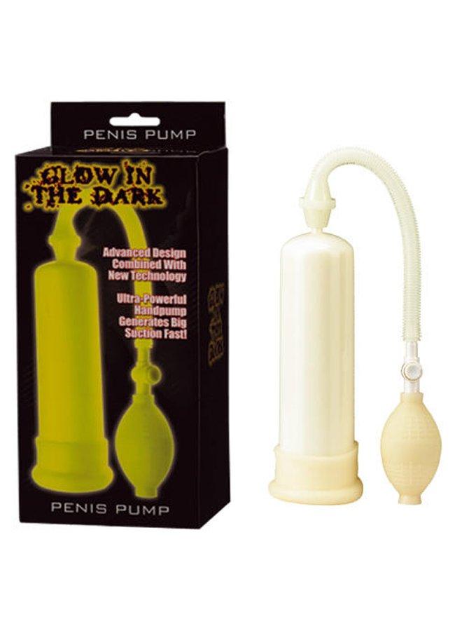 Glow in the dark Penis Pompası | 0545 356 96 07