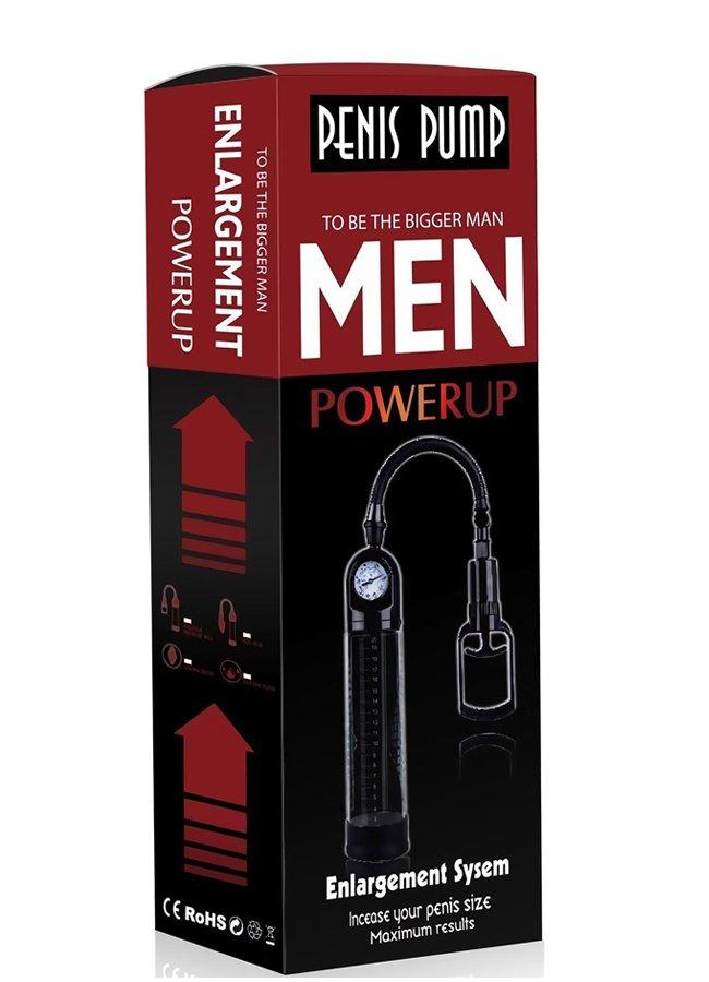 Basınç Göstergeli Penis Pompası | 0545 356 96 07