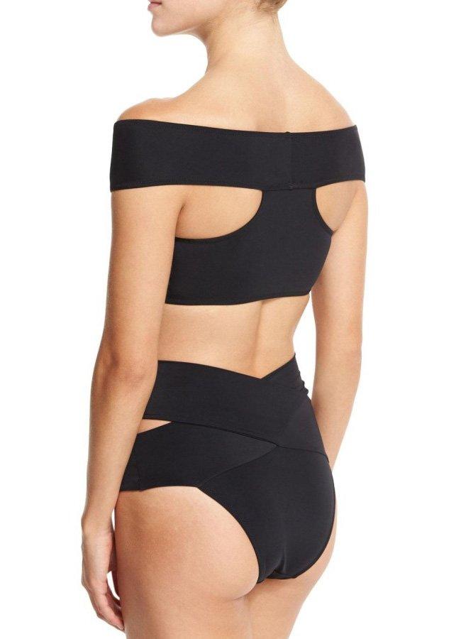 Siyah Özel Tasarım Bikini Takım | 0545 356 96 07