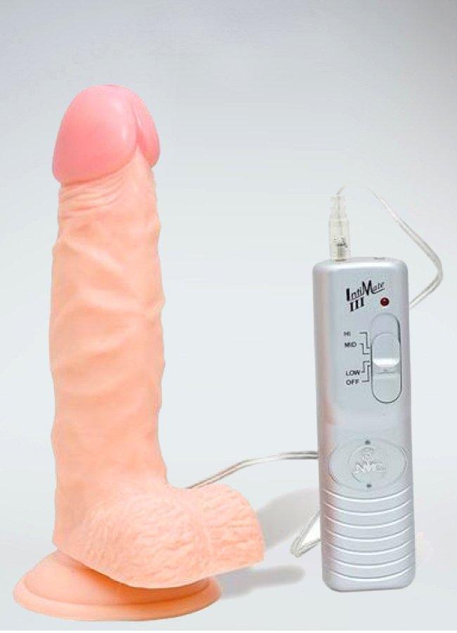 Solid Solution 18 Cm realistik vibratör | 0545 356 96 07