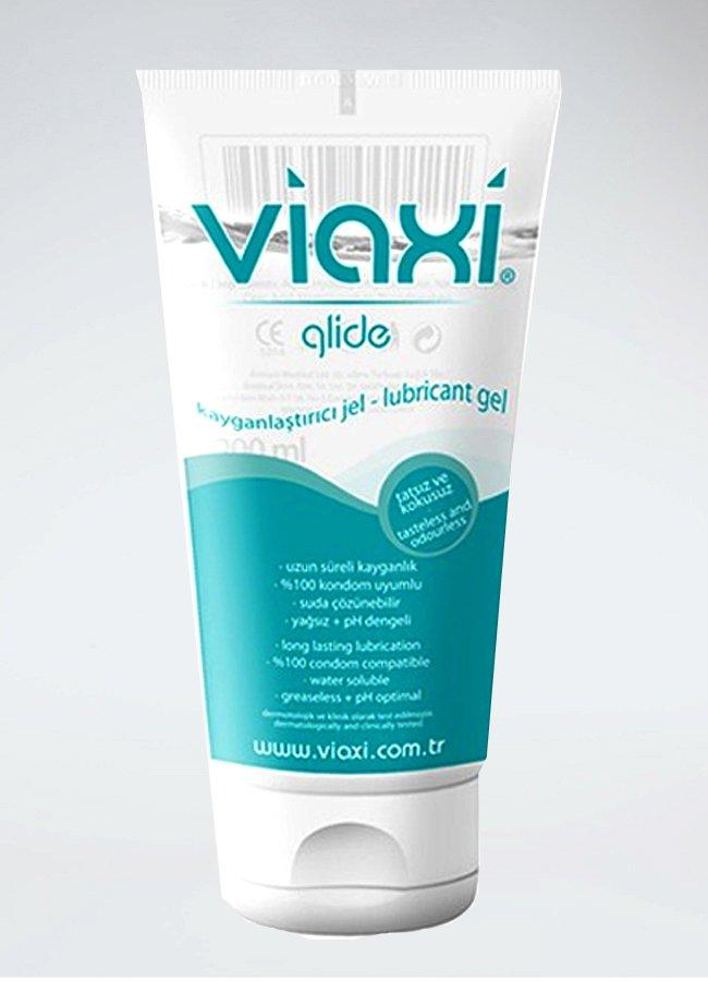 Viaxi Glide Kayganlaştırıcı Jel 200 ml