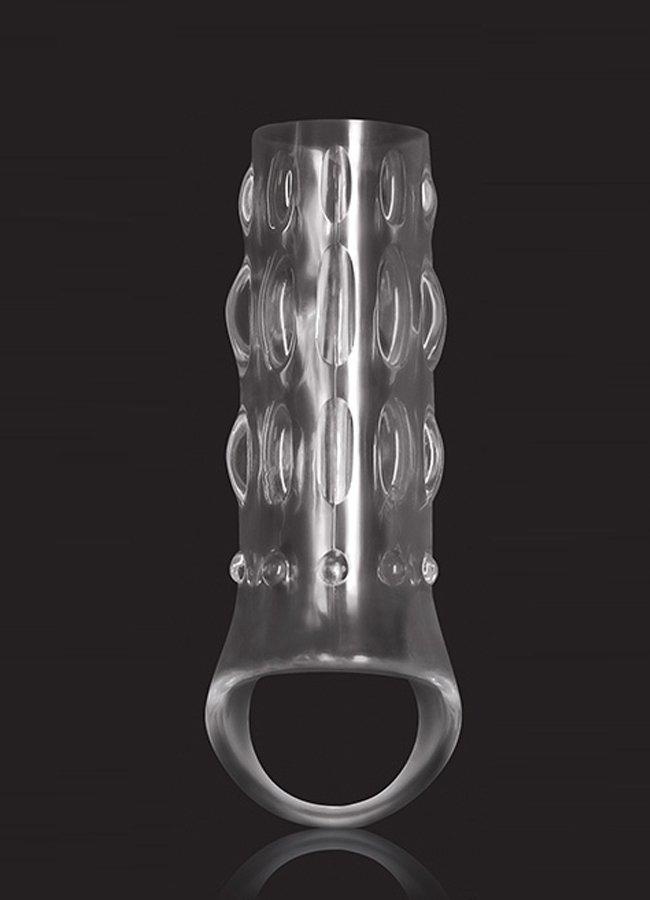 Get Lock Tırtıklı Penis Testis Kılıfı   0545 356 96 07