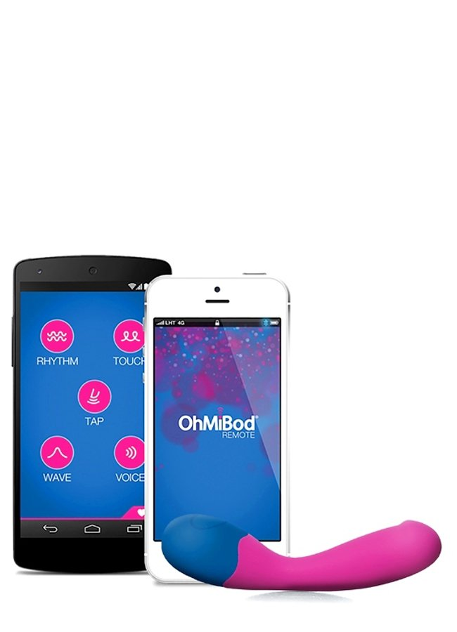 Ohmibod Nex2 Akıllı Telefon Uyumlu Vibratör   0545 356 96 07