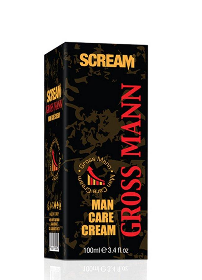 Scream Gross Mann Penis Bakım Kremi | 0545 356 96 07