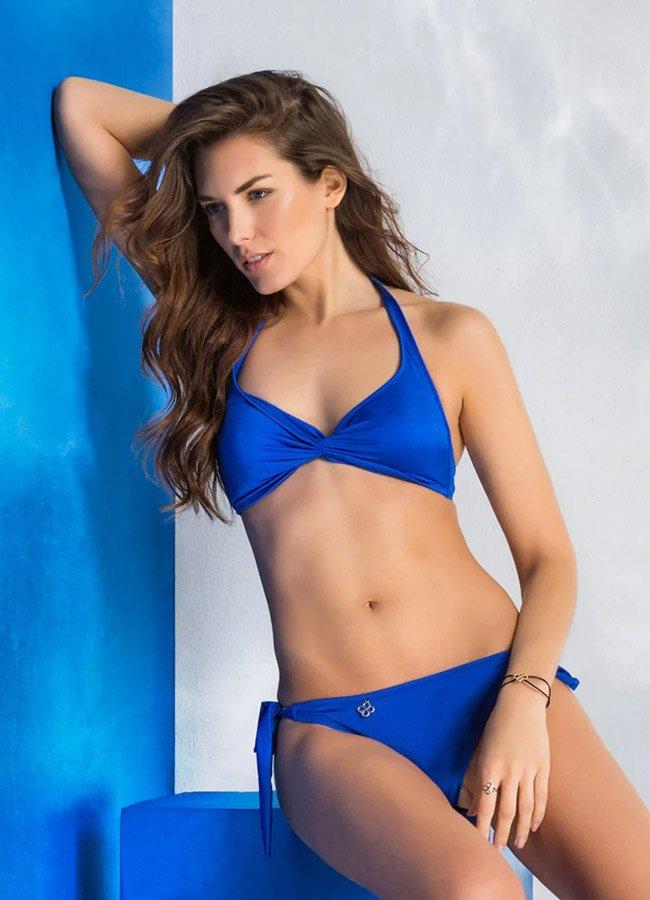 Mavi Şık Bikini Takım Peggy | 0545 356 96 07