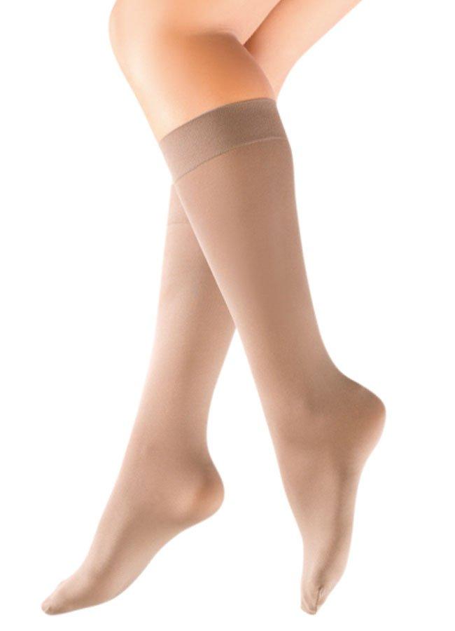 Teni Göstermeyen Mikro Dizaltı Çorap Bronz | 0545 356 96 07