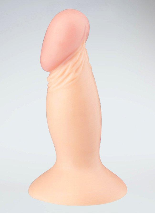 Girl Style Vantuzlu Ten Rengi Realistik Penis | 0545 356 96 07