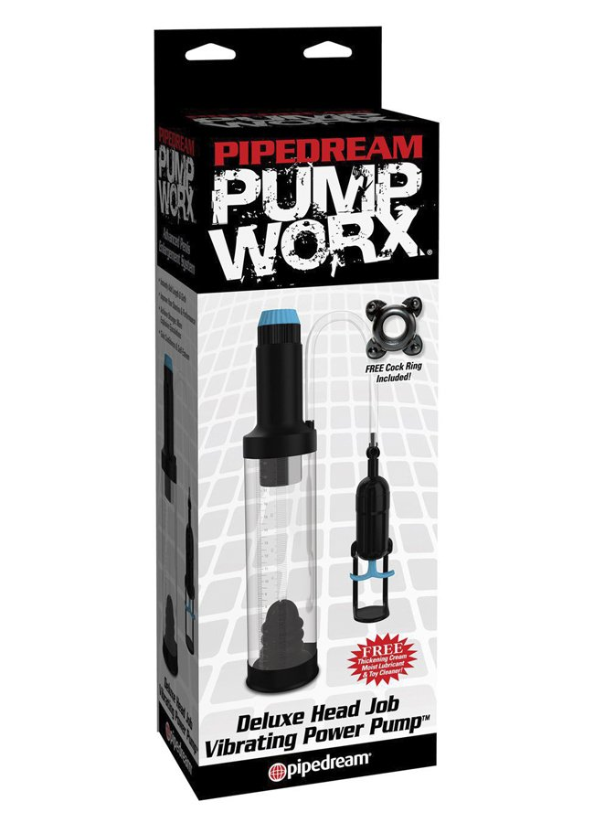 Deluxe Penis Pompası