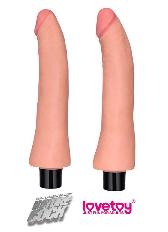 Love Clone Titreşimli Ultra Yumuşak Realistik Vibratör | 0545 356 96 07