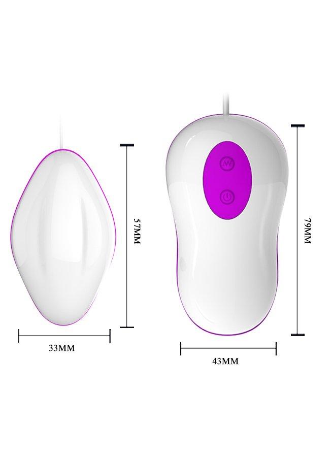 30 Farklı Titreşimli Orgazm Topu