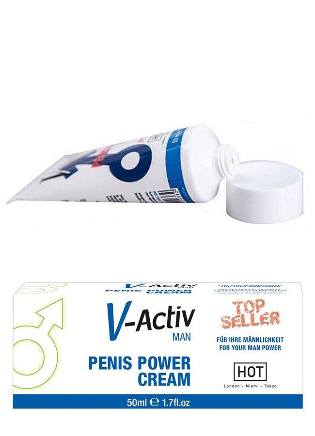 Hot V Aktiv Penis Bakım Kremi | 0545 356 96 07