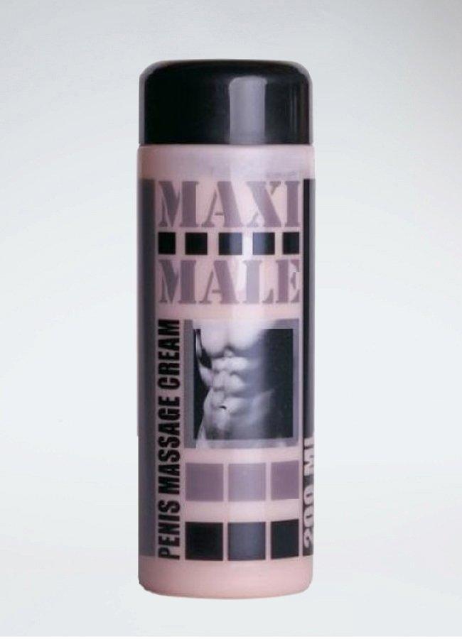 Maxi Male Cream 200 ml | 0545 356 96 07