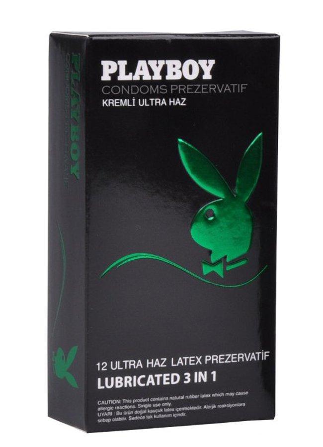 Playboy 3in1 12 li Ultra Haz | 0545 356 96 07