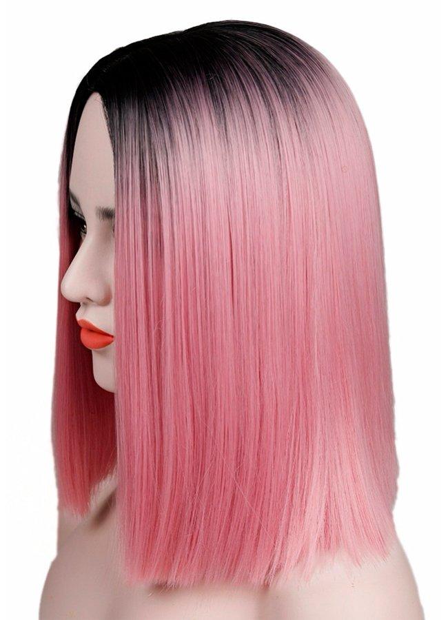 Cosplay Saç Peruk Orta Uzunlukta | 0545 356 96 07