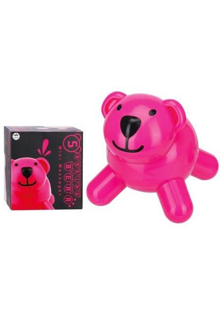 Shaking Bear Mini Masaj Aleti | 0545 356 96 07