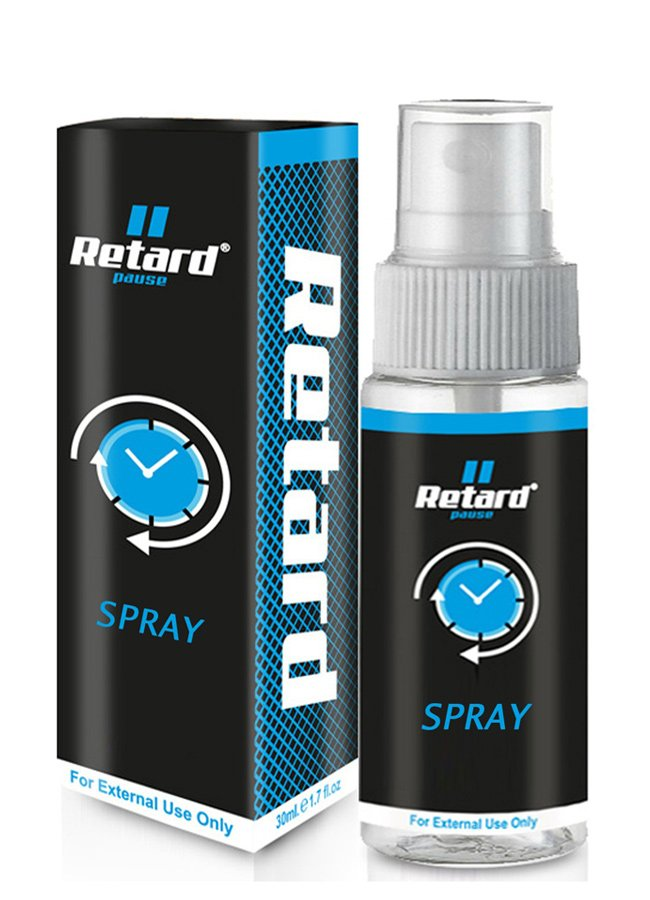 Retard Delay Longtime Spray For Men