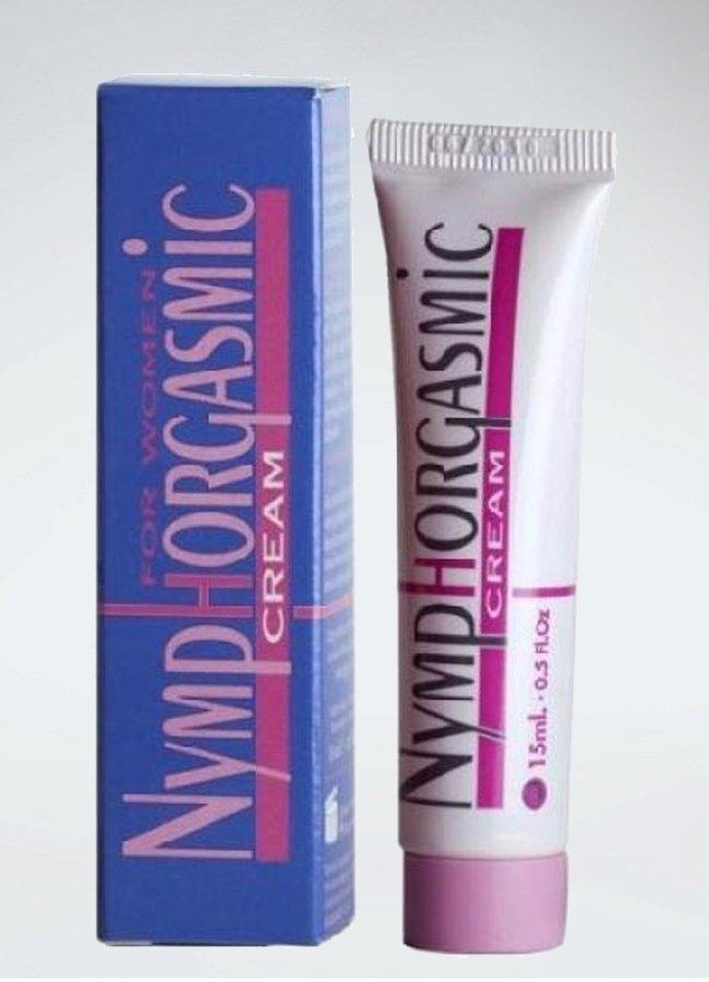 Nymphorgasmic Cream15 ml | 0545 356 96 07