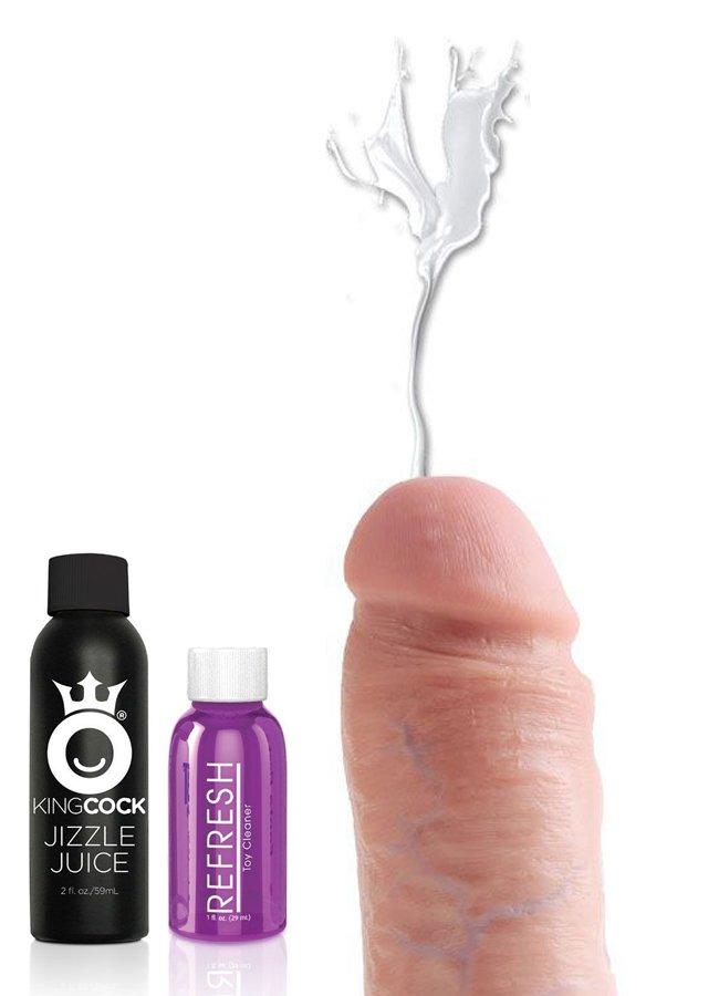 Damarlı ve Testisli Boşalma Özellikli Penis