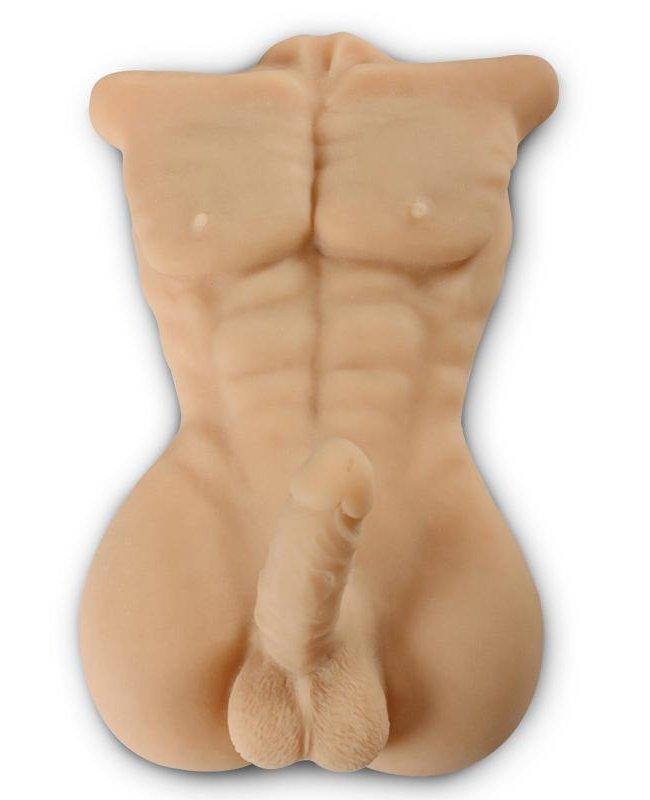 Yarım Vücut Erkek Realistik Manken | 0545 356 96 07