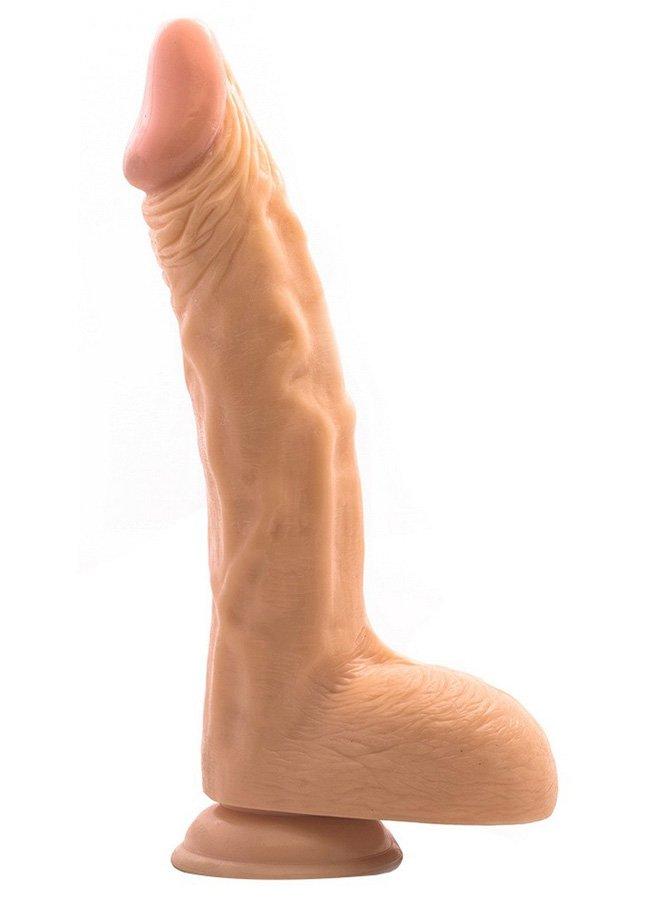 Hoodlum 28 cm Realistik Penis