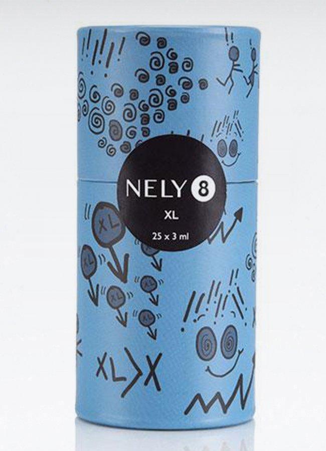Nely8 XL Penis bakım 25 3 ml Şase Krem   0545 356 96 07