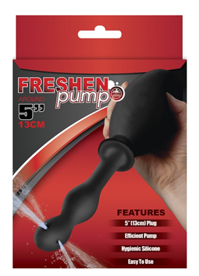 Freshen Pump Boğumlu Anal Temizleyici | 0545 356 96 07