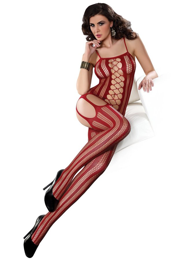Seksi Vücut Çorabı Geniş Fileli Tasarım | 0545 356 96 07