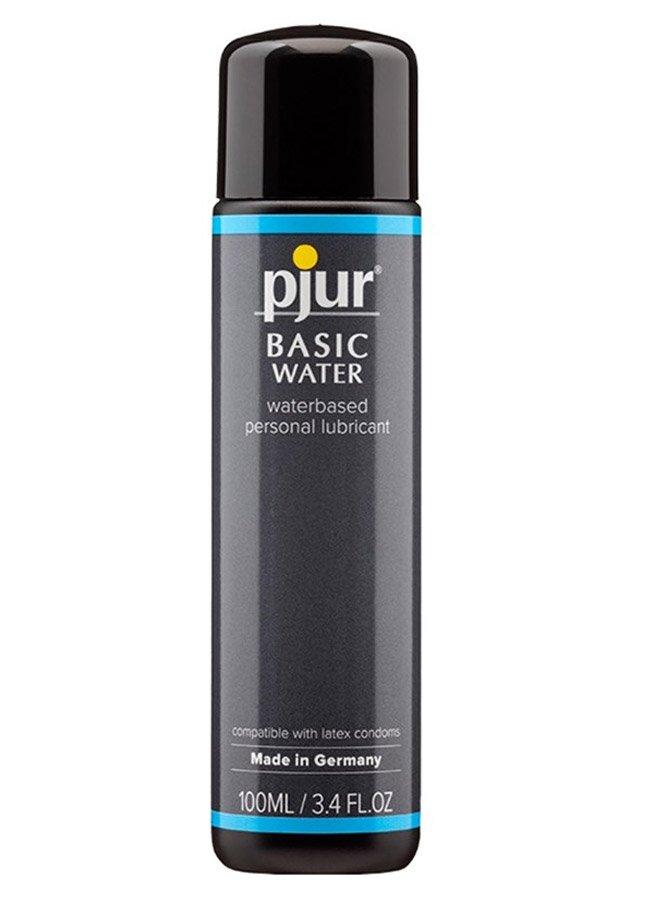 Pjur Basic Su Bazlı Kayganlaştırıcı 100 ml | 0545 356 96 07