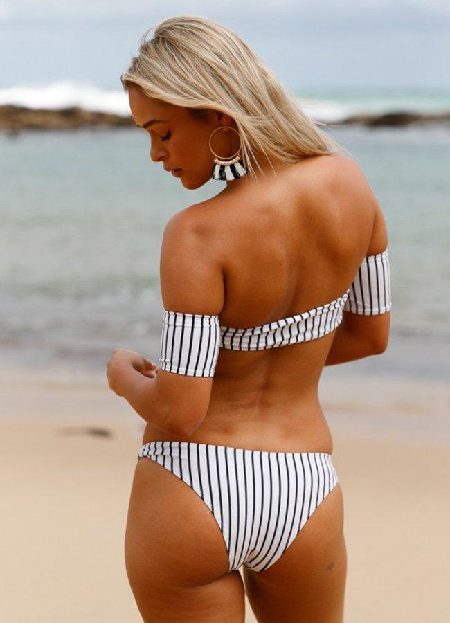 Angelsin Şık Straplez Bikini Alt | 0545 356 96 07