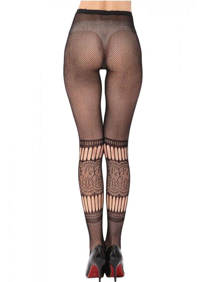 Şık Sexy Külotlu Çorap