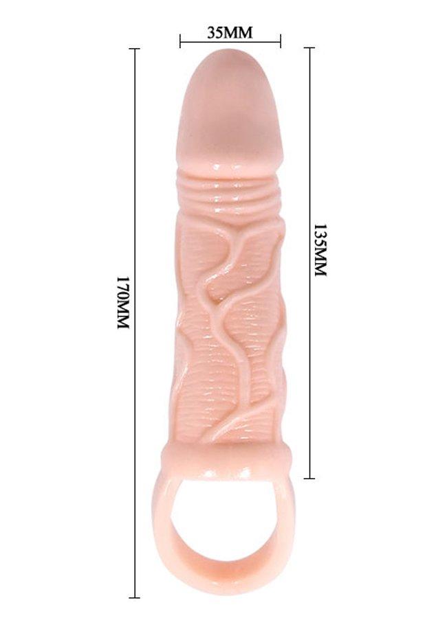Yumuşak Dokulu Penis Kılıfı | 0545 356 96 07
