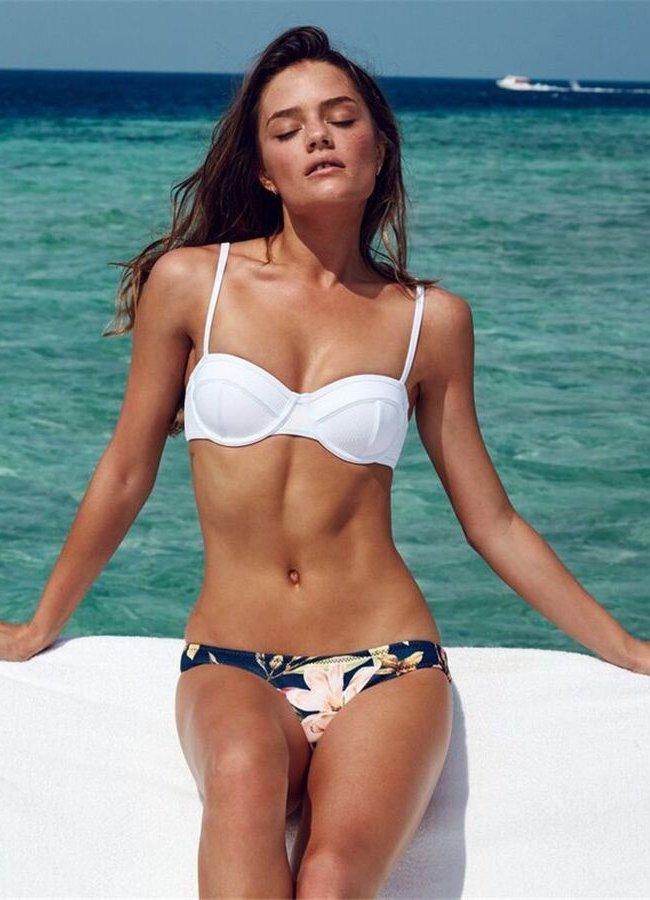 Angelsin Renkli Özel Tasarım Bikini Alt | 0545 356 96 07