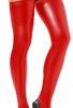 Merry See Kırmızı Fetiş Çorap