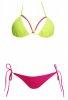 2016 Renkli Özel Tasarım Bikini