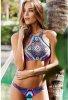 Renkli Süper Tasarım Bikini Altı