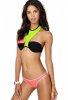 Özel Tasarım 2015 Renkli Bikini