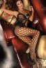 MerrySee Fantazi Vücut Çorabı