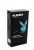 Playboy Ribbed Doruk Uyarıcı 12 li Yüzeyi Kremli