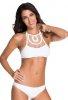 2016 Beyaz Özel Tasarım Tankini Bikini
