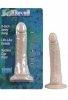 Yumuşak Doku Testisli Realistik Penis Melez Realistik Dildo Penis