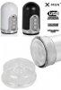 X MEN USB Şarjlı Otomatik Geliştirici Vakum Pompa