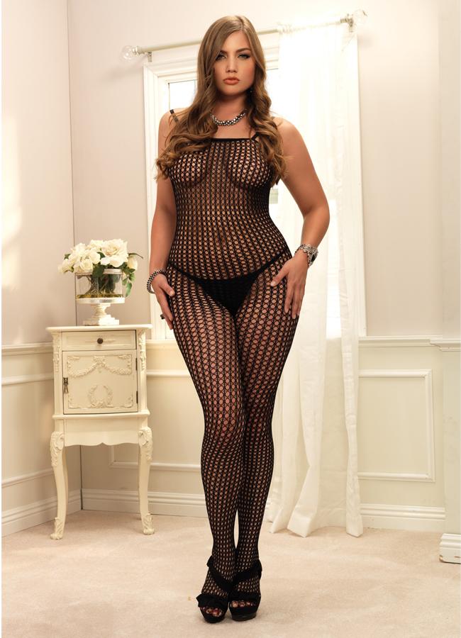 Short haired MILF Katja Kassin models sexy fishnet bodystocking № 57825 бесплатно
